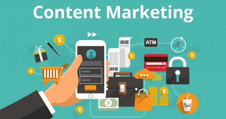 Michael Saltzstein | Content Marketing in 2019